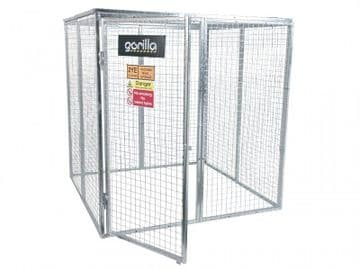 Gorilla Bolt Together Gas Cage 1800 x 1800 x 1800mm